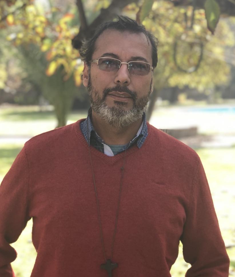 P. Ricardo Sotomayor, Equipo Directivo Colegio San Damián de Molokai